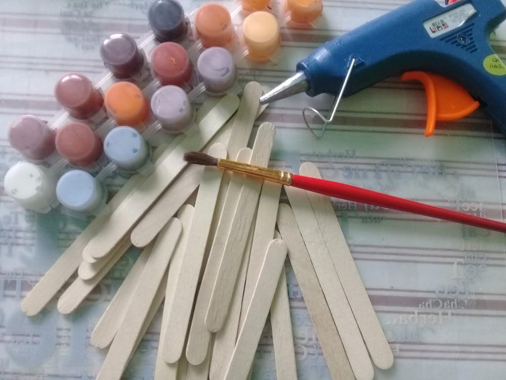 материалы для елочной игрушки своими руками(2)