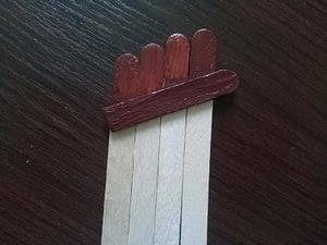 игрушка на елку из палочек от мороженого (4)